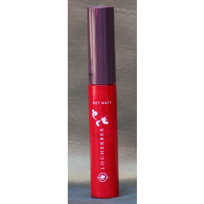 Liquid Lipstick Wet Matt - Pure Red